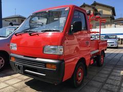キャリイトラック消防車4WD 4人乗り