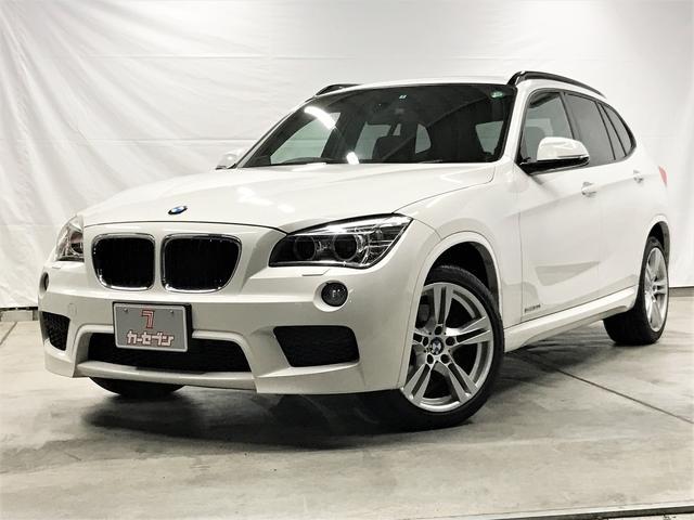 BMW sDrive 20i Mスポーツ・1オーナー・サンR・黒革