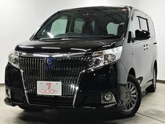 エスクァイアハイブリッドGi・1オーナー・禁煙車・純正8インチナビ・TV