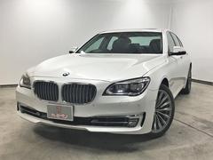 BMWアクティブハイブリッド7・1オナ・禁煙車・黒革・サンルーフ・