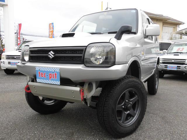 XG/4WD/ターボ/リフトアップ