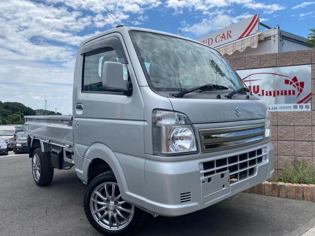 スズキ キャリイトラック KCスペシャル ETC装着・5MT・2WD・エアコン・パワーステアリング・パワーウインドウ