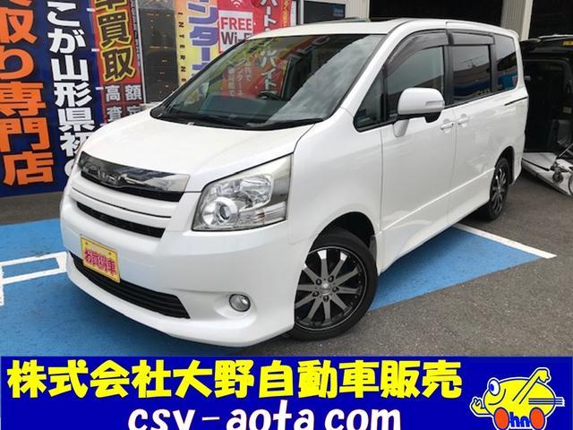 トヨタ ノア Si ナビTV・バックモニター・エンジンスターター・サンルーフ