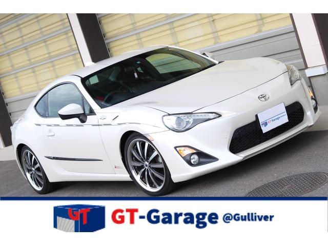 トヨタ GT HKSスーパーチャージャーキット・マフラー・車高調