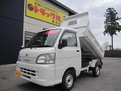 ハイゼットトラックPTOダンプ 4WD 5F