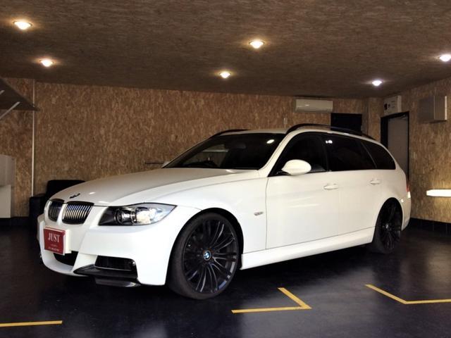 BMW 320iツーリング MスポーツPKG M3仕様19インチAW