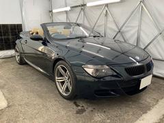 BMW M6カブリオレ ベージュレザーシート 19インチAW