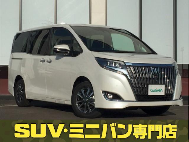 トヨタ エスクァイア Gi登録済未使用車 ドラレコ 新品ビッグX セーフティセンス