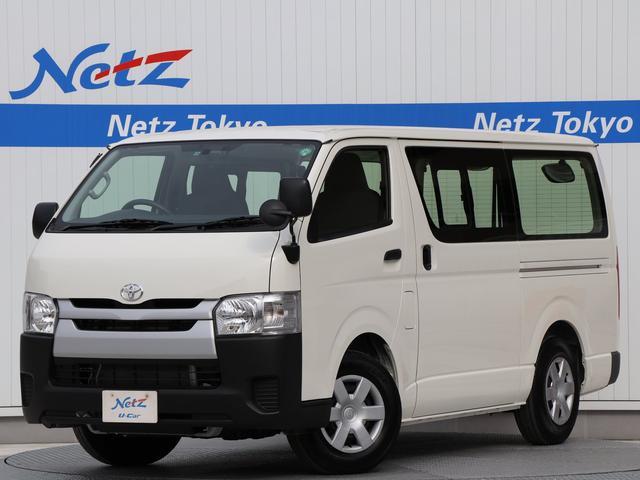 トヨタ ロングDX 当社元社用車・SDナビ・バックモニター・ETC