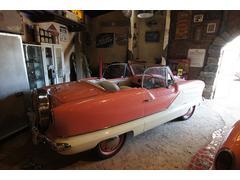 アメリカ旧車ナッシュメトロポリタンコンバーチブル