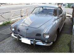 VW カルマンギアクーペ ローダーウン