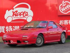 サバンナRX−7GT−X 5速MT 社外マフラー 車高調 マツダSシート2脚