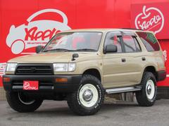 ハイラックスサーフSSR−X 4WD 3.0DT! 新品AW 新品タイヤ