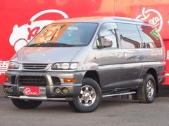 デリカスペースギアロング スーパーエクシード 4WD Cライトルーフ Pシート