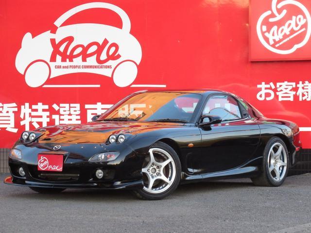 マツダ タイプRB 5型 社外ボンネット 社外マフラー 社外車高調