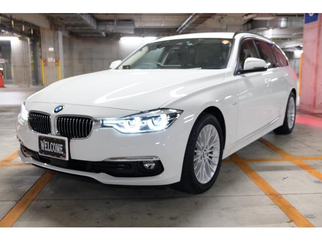 BMW 320iツーリング ラグジュアリー ツインモニター 新車保証