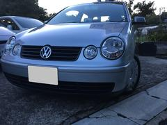 VW ポロベースグレード 走行3.7万キロ ディーラー車 サンルーフ