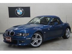 BMW Z3ロードスター2.0後期 新品青幌 新品18AW 新品イカリング 青レザー