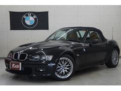 BMW Z3ロードスター2.2i特別装備車75台限定ED1  フルセグナビ