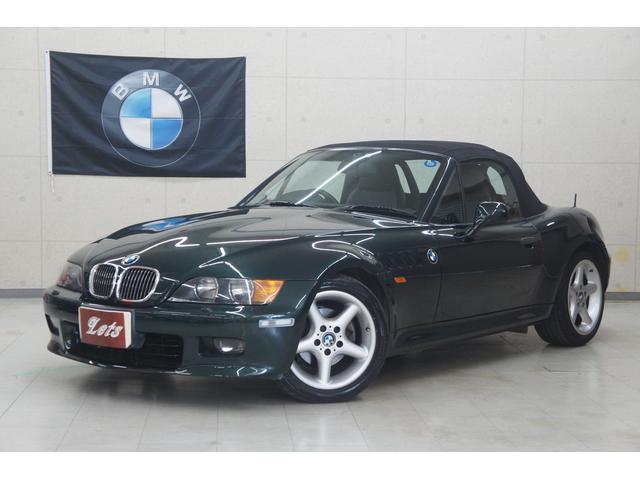 BMW 2.8後期 電動オープン 新品スクリーン 黒革 ウッド内装