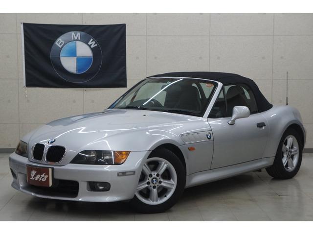 BMW 2.2i最終後期型 新品幌交換済 禁煙車