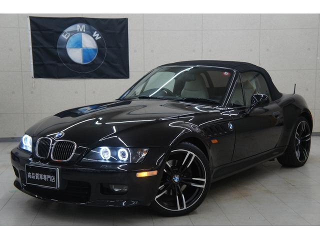 BMW 3.0i 最終後期 白レザー内装 18AW フルセグナビ バックカメラ CCFLイカリング 電動オープン