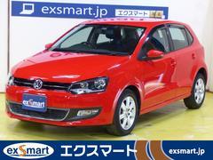 VW ポロTSIハイライン ターボ&DSG ナビ フルセグ ETC
