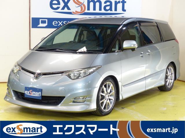 トヨタ アエラス Sパッケージ 両側電動ドア ナビ フルセグ ETC