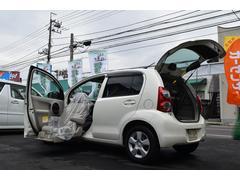 パッソG ウェルキャブ 助手席リフトアップシート車 Bタイプ