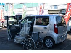 ワゴンR 660ウィズ昇降シート車 福祉車両(スズキ)