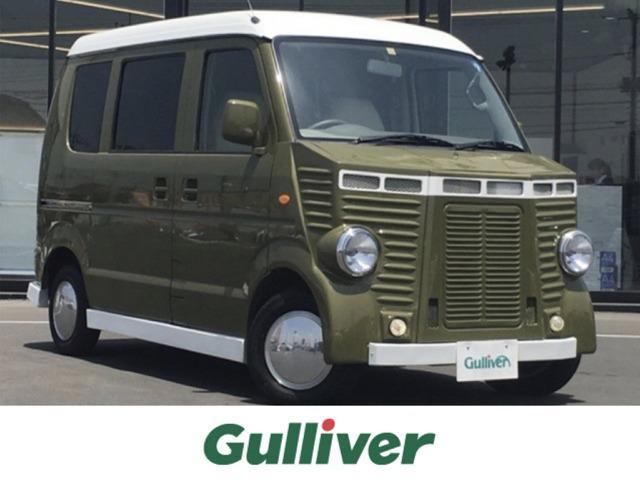 スズキ PA フレンチバス仕様 革調シートカバー