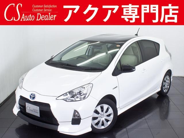 トヨタ S スマートエントリーPKG 新品フルエアロ シートヒータ付