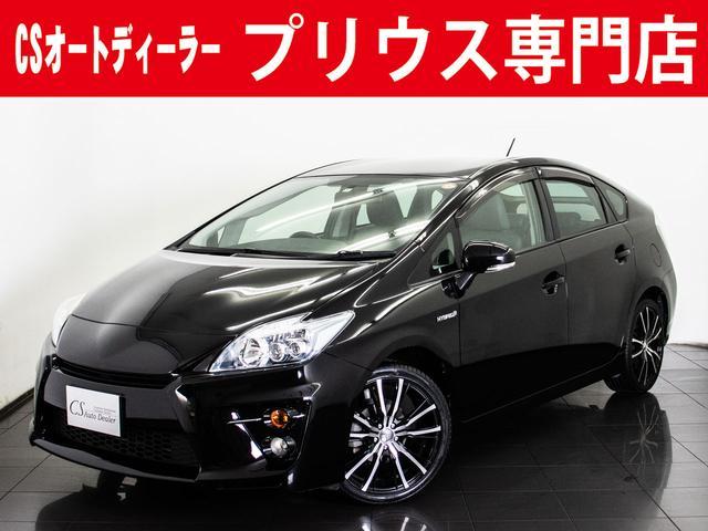 トヨタ GツーリングセレクションレザーPKG 1オーナ 黒革 HDD