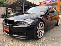 BMW335i Mスポーツパッケージ 社外AW ローダウン