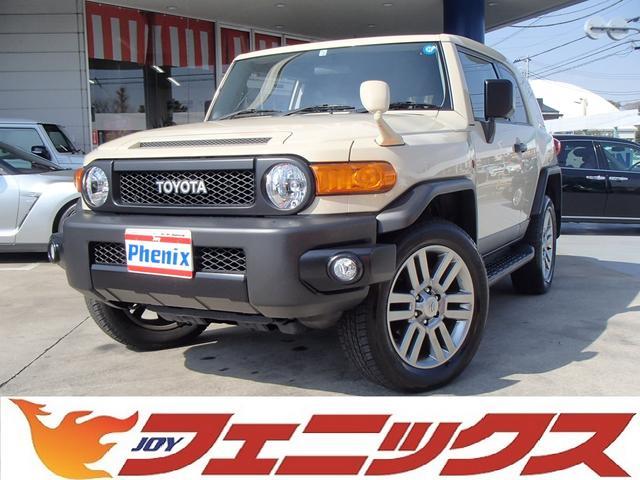 FJクルーザー(トヨタ)ファイナルエディション 中古車画像