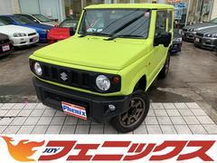ジムニーXL現行4WD1オナSDフルセグ専用キーフリSステップETC