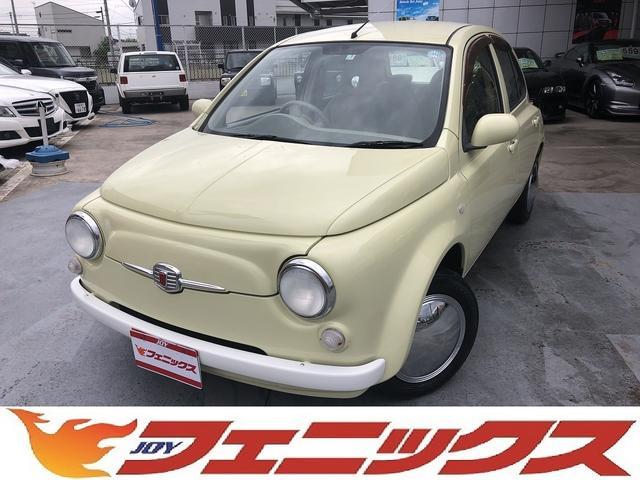 日産 12cリッツ100台限定車FIAT500仕様ETC