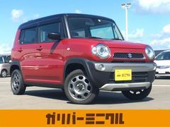 ハスラーG 4WD・純正ナビ・バックカメラ・ワンセグTV・キーレス