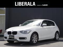 BMW116iワンオーナー ベージュレザーシート シートヒーター