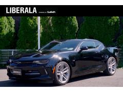 シボレー カマロLT RS ワンオーナー apple Car Play