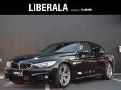 BMW420iグランクーペ Mスポーツ ACC LEDヘッドライト