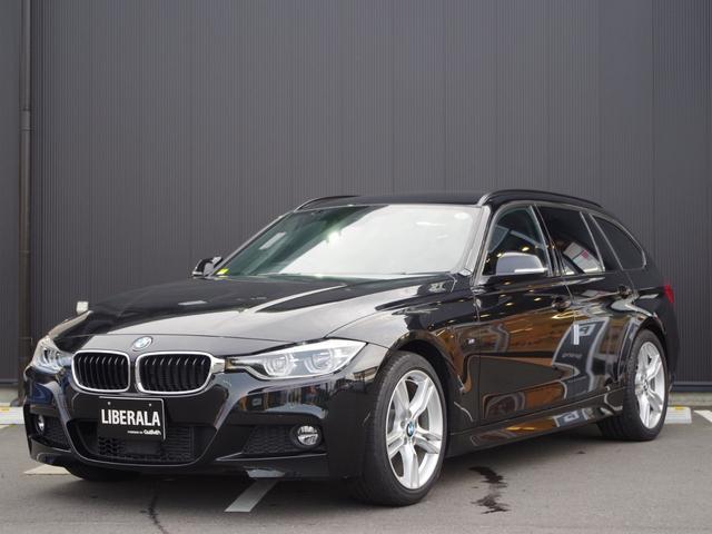 BMW 320dツーリング Mスポーツ ACC