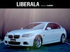 BMW523iMスポーツパッケージ iDriveナビTV キセノン