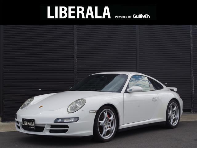 ポルシェ 911カレラ4S 正規D車 左H スポーツクロノPKG