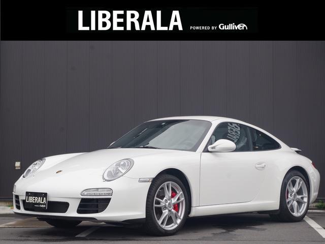 ポルシェ 911カレラ 正規D車 左ハンドル スポーツクロノPKG