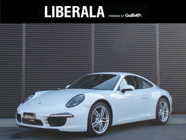ポルシェ 911カレラ 右H 正規D車 当店買取車両 スポーツクロノP