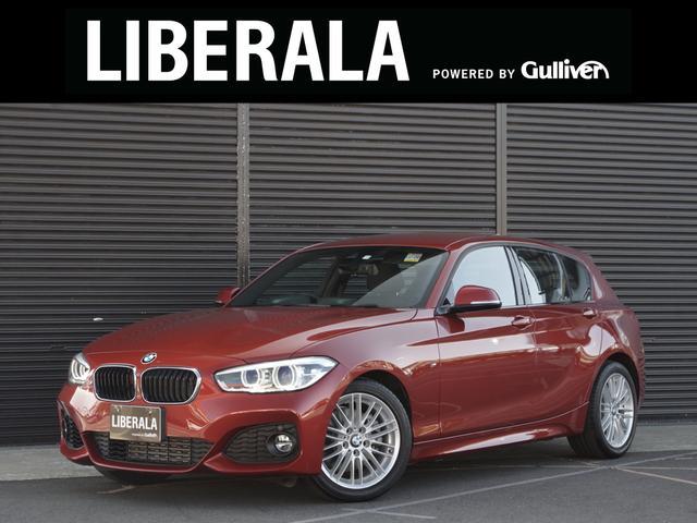 BMW 118i Mスポーツ 正規D車 右H ブラックレザーシート