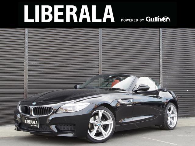 BMW sDrive20i Mスポーツ 赤革シートヒーターPシート