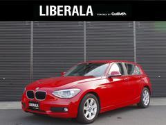 BMW116i 正規D車 右ハンドル 純正HDDナビ ETC