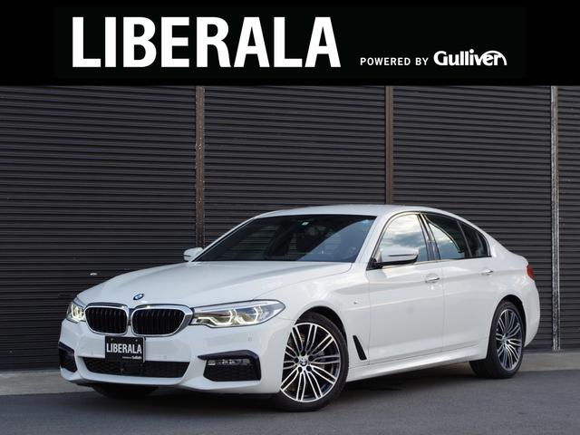 BMW 523d Mスポーツ イノベーション/ハイラインPインテリS